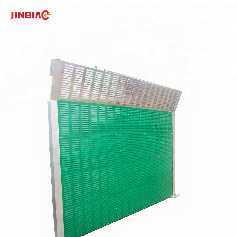 outdoor sound barriers for residential / sound barrier walls / acoustic  soundproofing