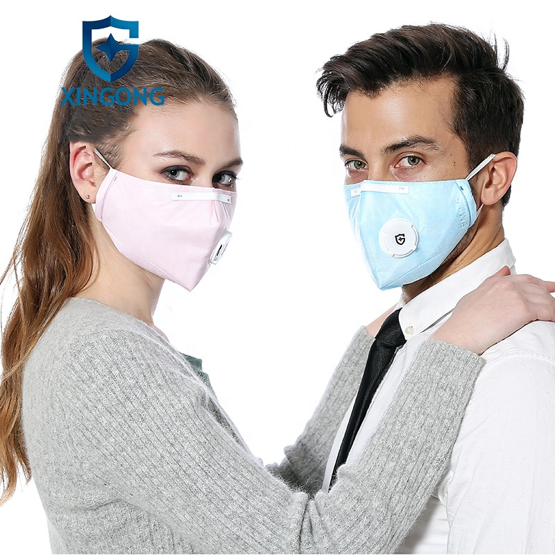 Masken 1 Pcs Anti Staub Mund Maske Baumwolle Mischung 3-schicht Nase Schutz Maske Schwarz Mode Reusable Masken Für Mann Frau Bekleidung Zubehör