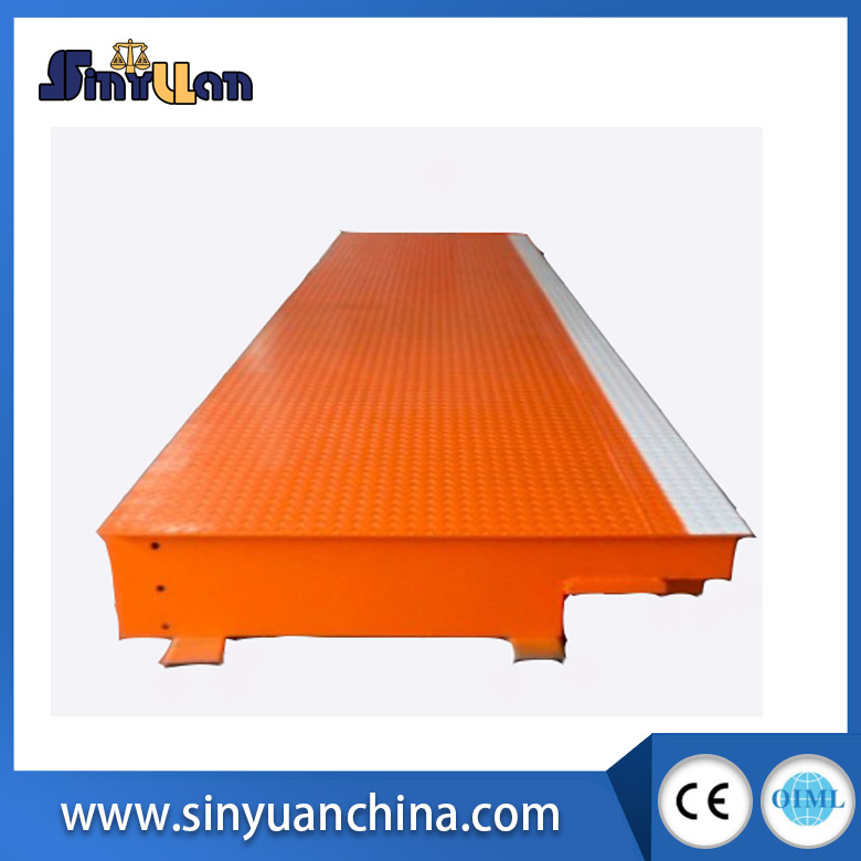 60 ton electronic weighbridge truck scale price
