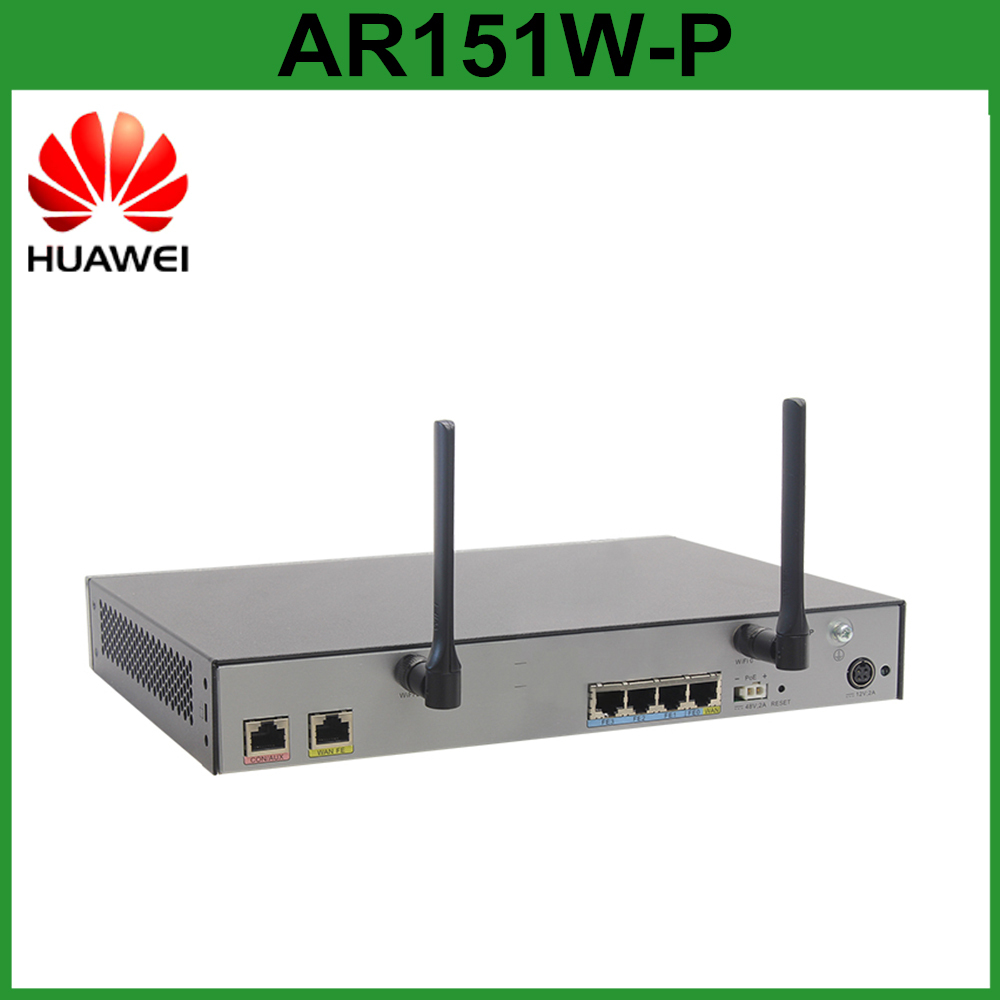 Huawei Fiber Optic 3G wireless router AR151W-P