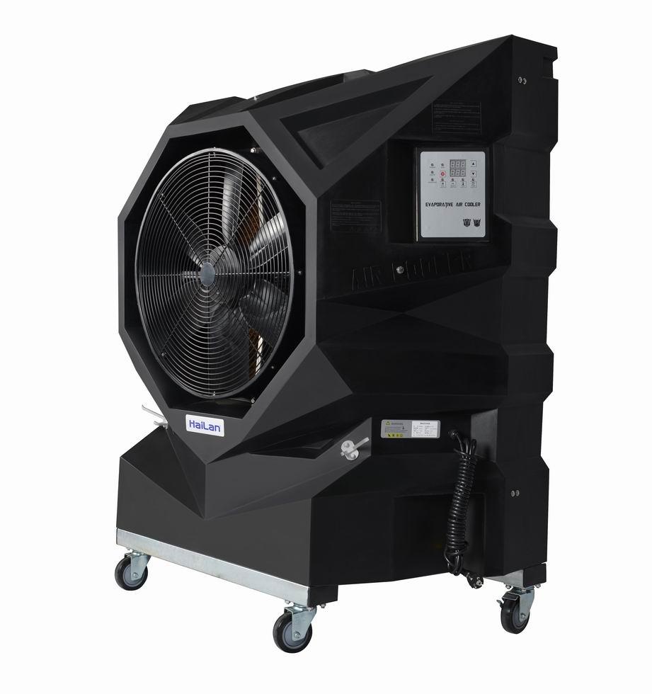 Industrial Water Cooling Fans : Refrigerado por agua del ventilador industrial enfriador