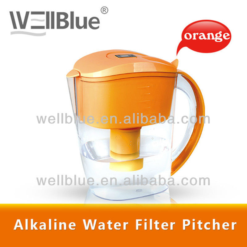 Plastic Water Filter Jar With Low Negative