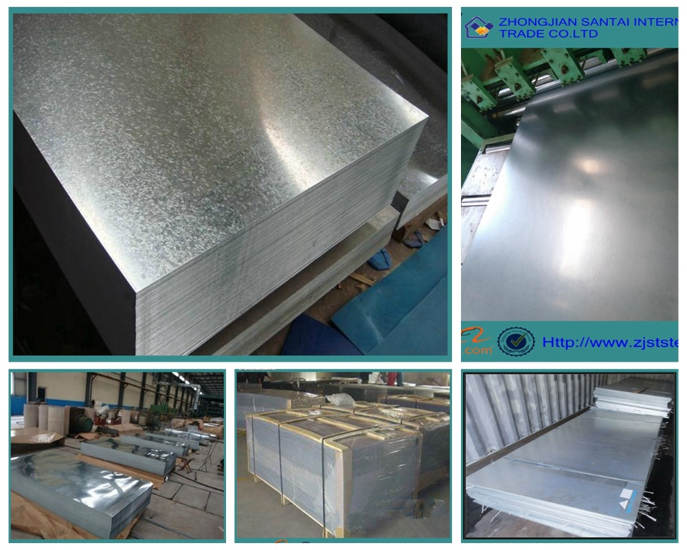 Secc Electro Galvanized Steel Sheet With 20 20 G Zinc