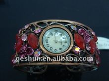 2012 multicolour crystal Watch
