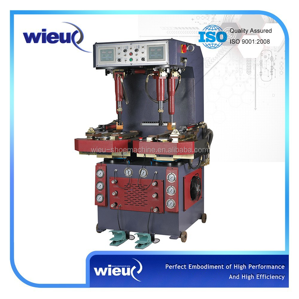 Xq0627 Hydraulic Wall Type Shoe Sole Pressing Machine