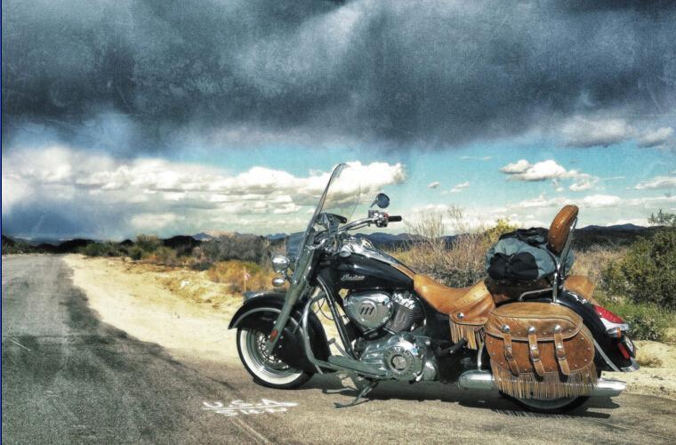 27x40cm indian chief motocikl bayk-2 poster Custom Home Decor Fashion Wall Sticker
