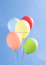 "Promotional Qua latex - 10"" - Standard Colors Round Latex Balloon for party decoration"