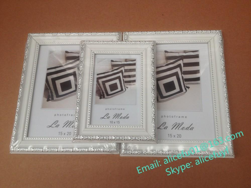 Wholesale White Baroque Photo Picture Frame 4x6 5x7 6x8 8x10 10x12 ...