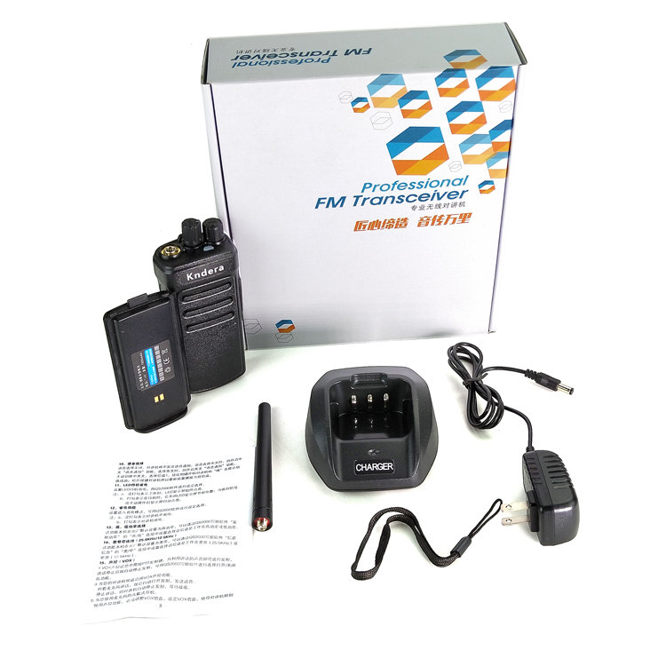 Walkie talkie 10 km gama Embutido tela canal walkie talkie walkie talkies 99 10 w uhf rádio em dois sentidos