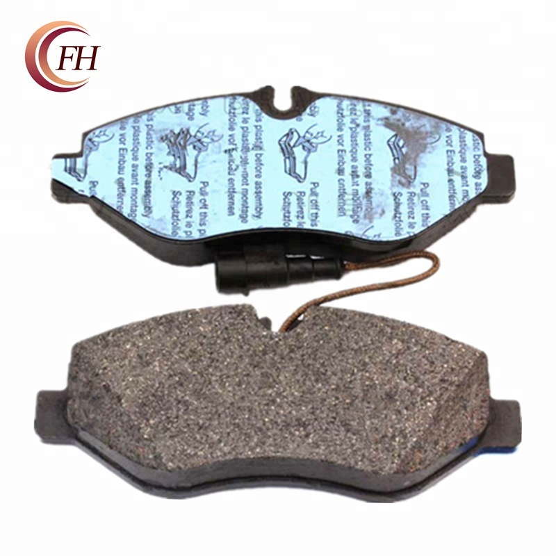Pakistan truck brake pad. D1197
