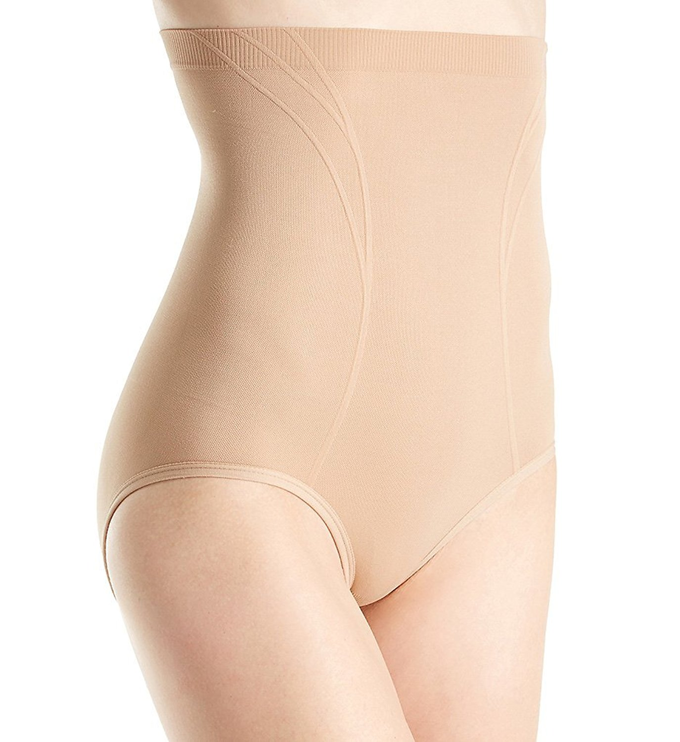 Body Wrap Retro Lites High Waist Shaping Panty (6101342)