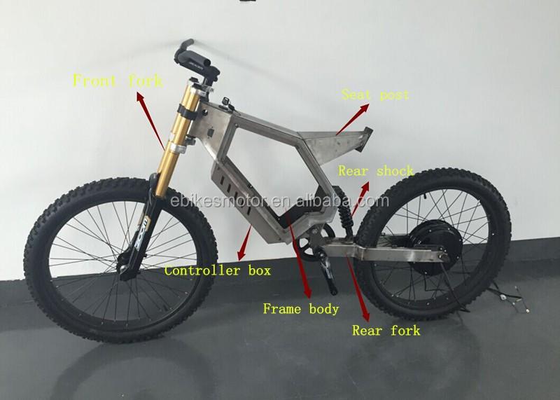 Enduro Ebike Frame,Motocross Bike Frame - Buy Bike Frame,Enduro ...