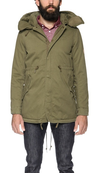 Oem Cheap Winter Mens Fishtail Parka With Hood - Buy Fishtail ...