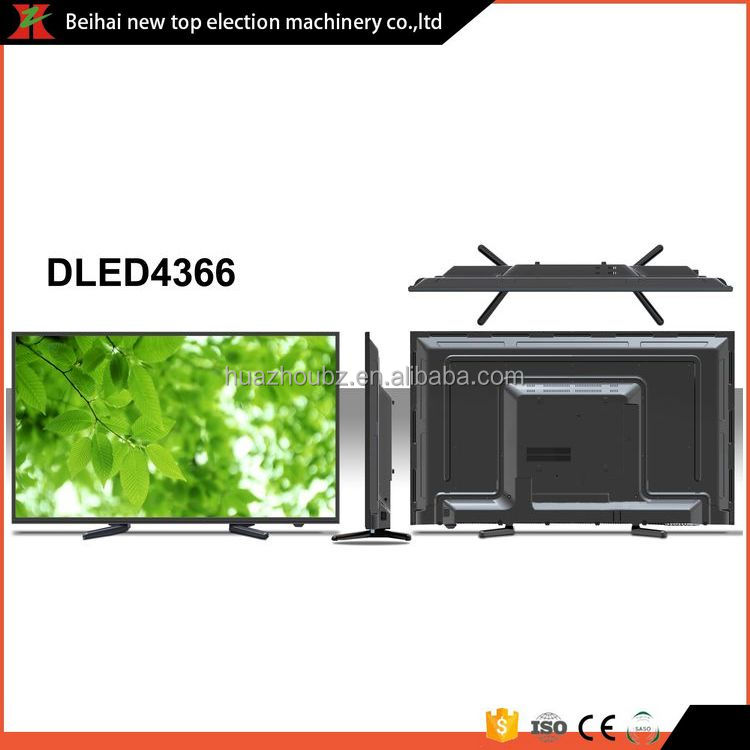 China manufacture fashion design led advertising tv weatherproof