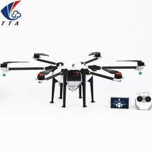TTA 2017 newest pesticides drone agriculture sprayer aircraft