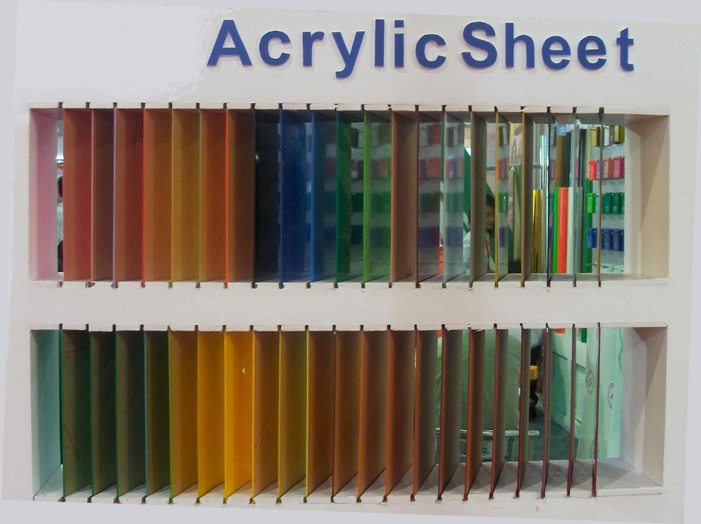 Colourful Extruded Acrylic Sheet/plastic Sheets For Light Cover ...