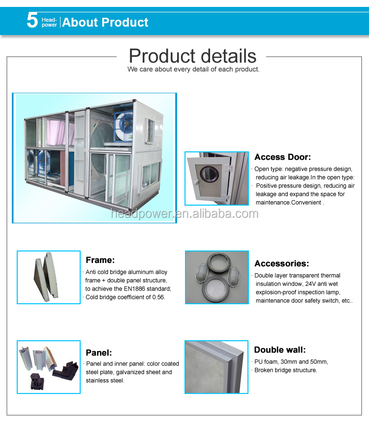 Refrigerant Recovery Charging Crossflow Erv Hrv Units
