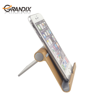 Mobile Smartphone accessories ABS and Aluminum tablet stand tablet holder mobile phone desk stand holder
