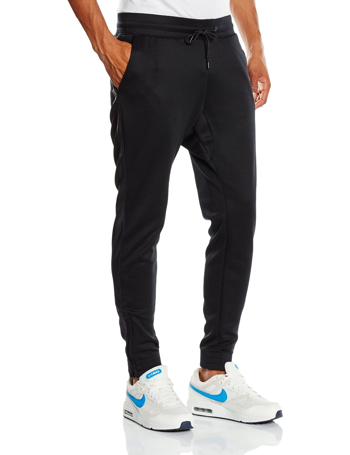 da212ca0439a Get Quotations · Men s Nike F.C. Libero Football Pants Black 687982-010 ...