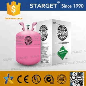Together with manifolds Refrigerant gas ,refrigerant gas R410a(Purity more than 99.9%)