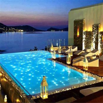 Professional design swimming pool fiber optic light in for 50000 pool design