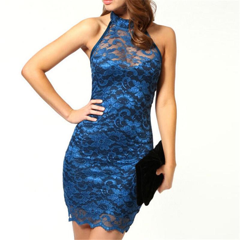 7ac1988de222 Get Quotations · 2015 Fashion Bandage Dress Mint Maxi Lolita Women Novelty  Cute Sleeveless Lace Dress Sexy Nightclub Dresses