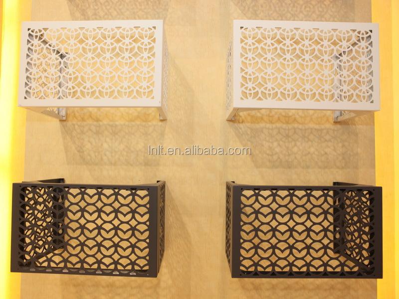 Split Aluminum Decoration Materials Air Conditioner Cover - Buy ...