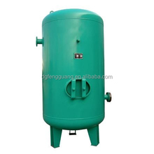 high efficiency air tank 2000L air receiver for screw air compressor storage tank with high quality