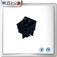 Titanr rocker switch cover