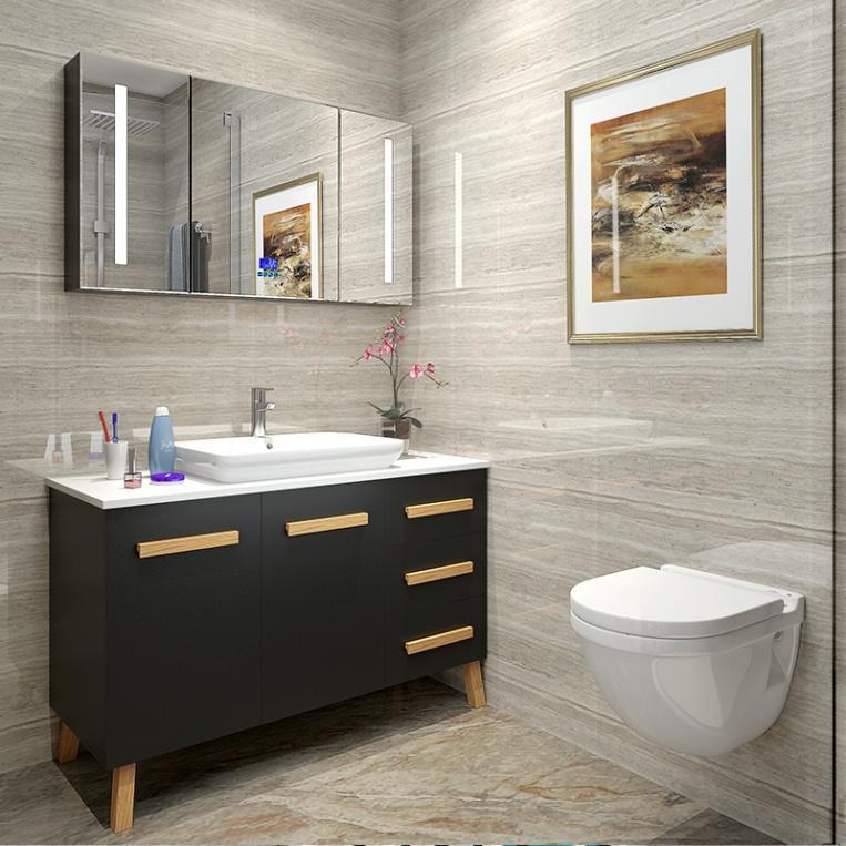 proteccin del medio ambiente nuevo estilo de mltiples capas de madera maciza mueble de bao con