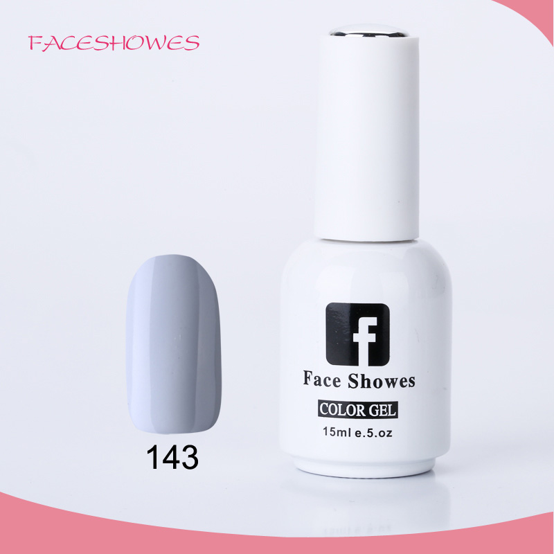 Faceshowes professinal and healthy nail polish new arrival weekly polish , nail gel polish
