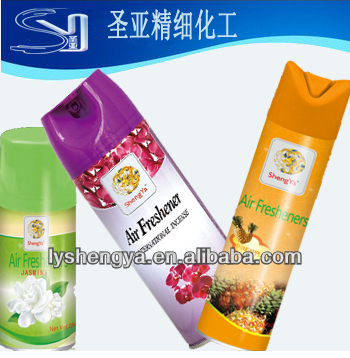 2015 300ml multi odour air freshener spray