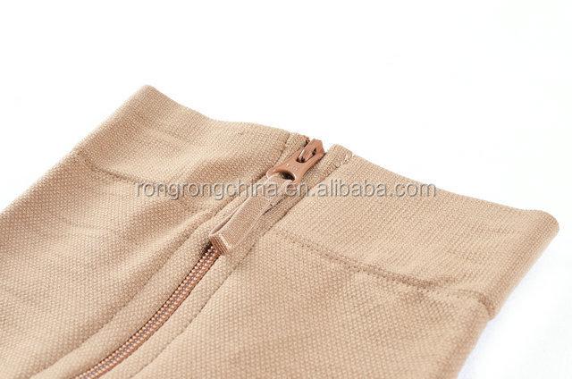 plus size under thigh high socks/ custom medical compression
