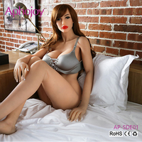 158cm / 168cm Adult erotica products Full Reality Vagina Sex Love toy Inflatable doll/Sex Doll for Men