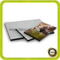 high quality blanks DYE sublimation mdf picture board