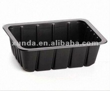 Plastic PP Food Trays