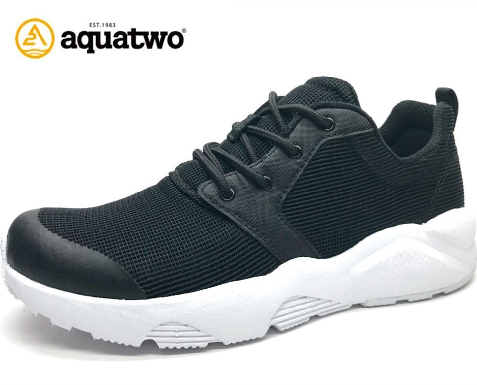 a6e8d0e4 2017 Новый стиль AQUATWO дышащий и легкий Мужская Спортивная обувь от  фабрики Китая