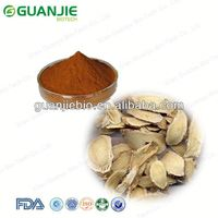 Natural Astragalus Root Extract Polysaccharide GMP Standard