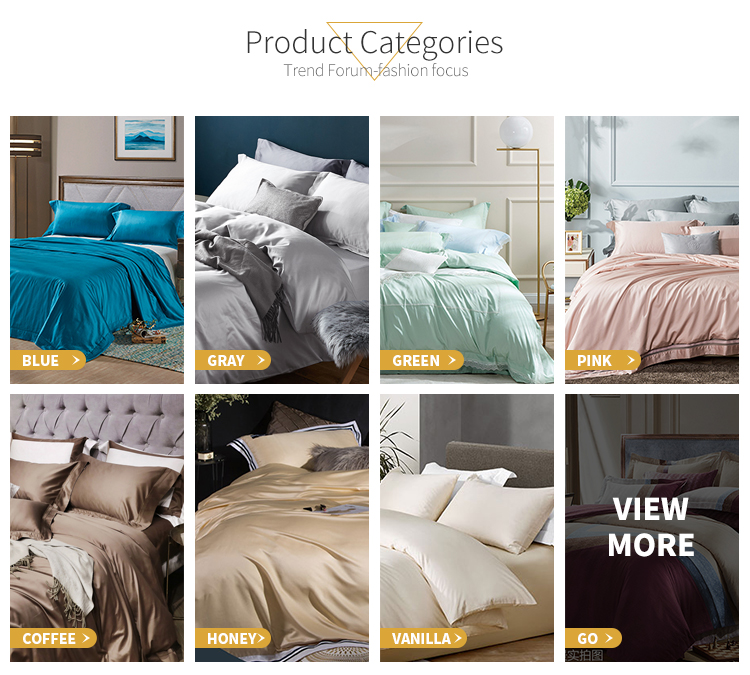 Professional bedding supplier branded bed set organic cotton duvet cover
