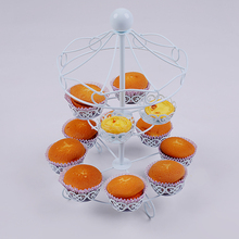 Merry-go-round 12 Cups Cupcake Stand