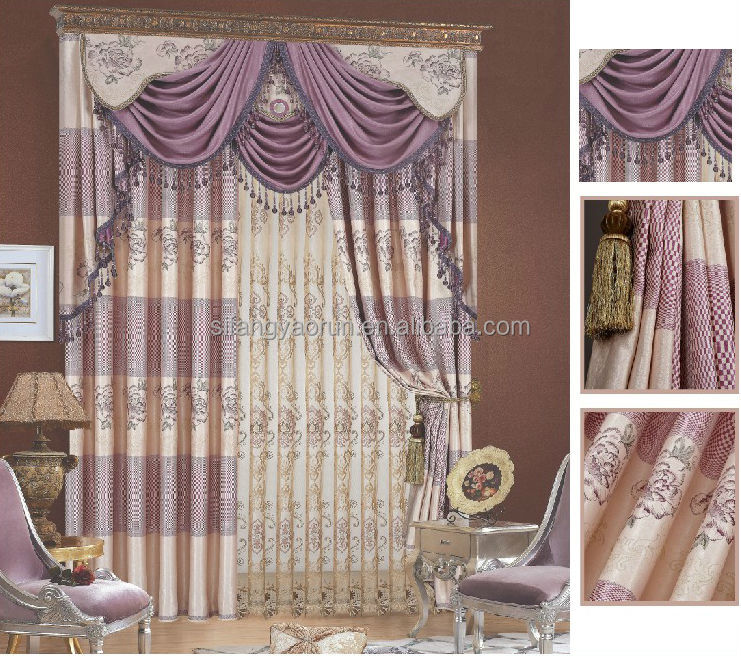 2015 Bedroom Curtains Valance Curtain Styles Double Swag
