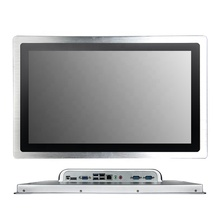 21.5 인치 Capacitive Touch Screen Panel IP 65 광고 LCD Display Win7/10 OS All-In-One PC