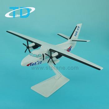 Transport Aircraft Let L-410 Jet Turbine Engine Plastic Model - Buy 1/100  Scale Model Aircraft,Ultralight Aircraft,Model Jet Turbine Product on