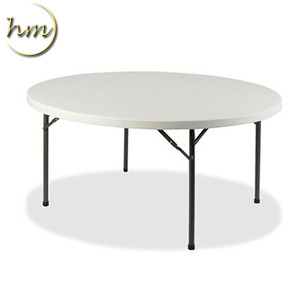 Light weight wedding table Low price of plastic dining