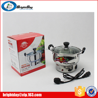 stainless electric stock pot& electric cooking pot