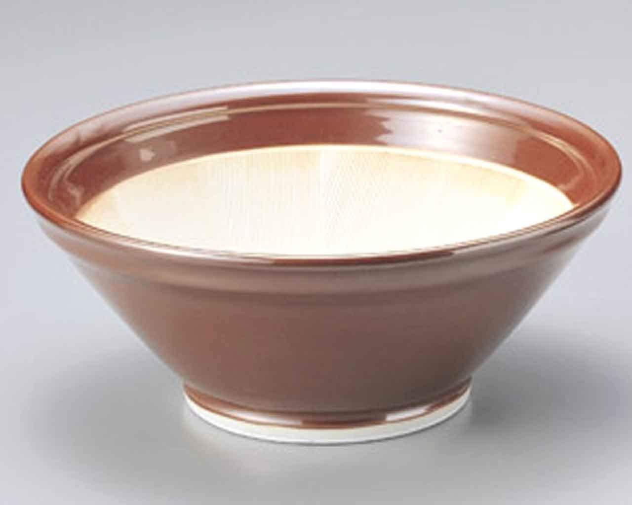 Kessho 4.6inch Mortar Black Ceramic Made in Japan