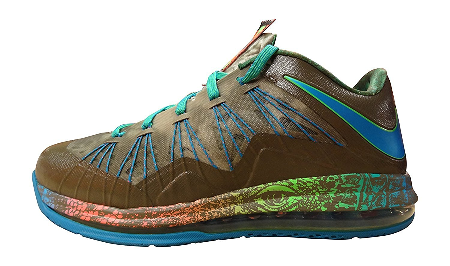 sale retailer c78cb 9584a Nike Men s Air Max Lebron 10 Low