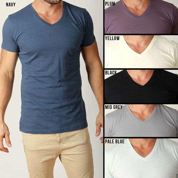a17625fb v neck plain gray t shirts-Source quality v neck plain gray t shirts ...