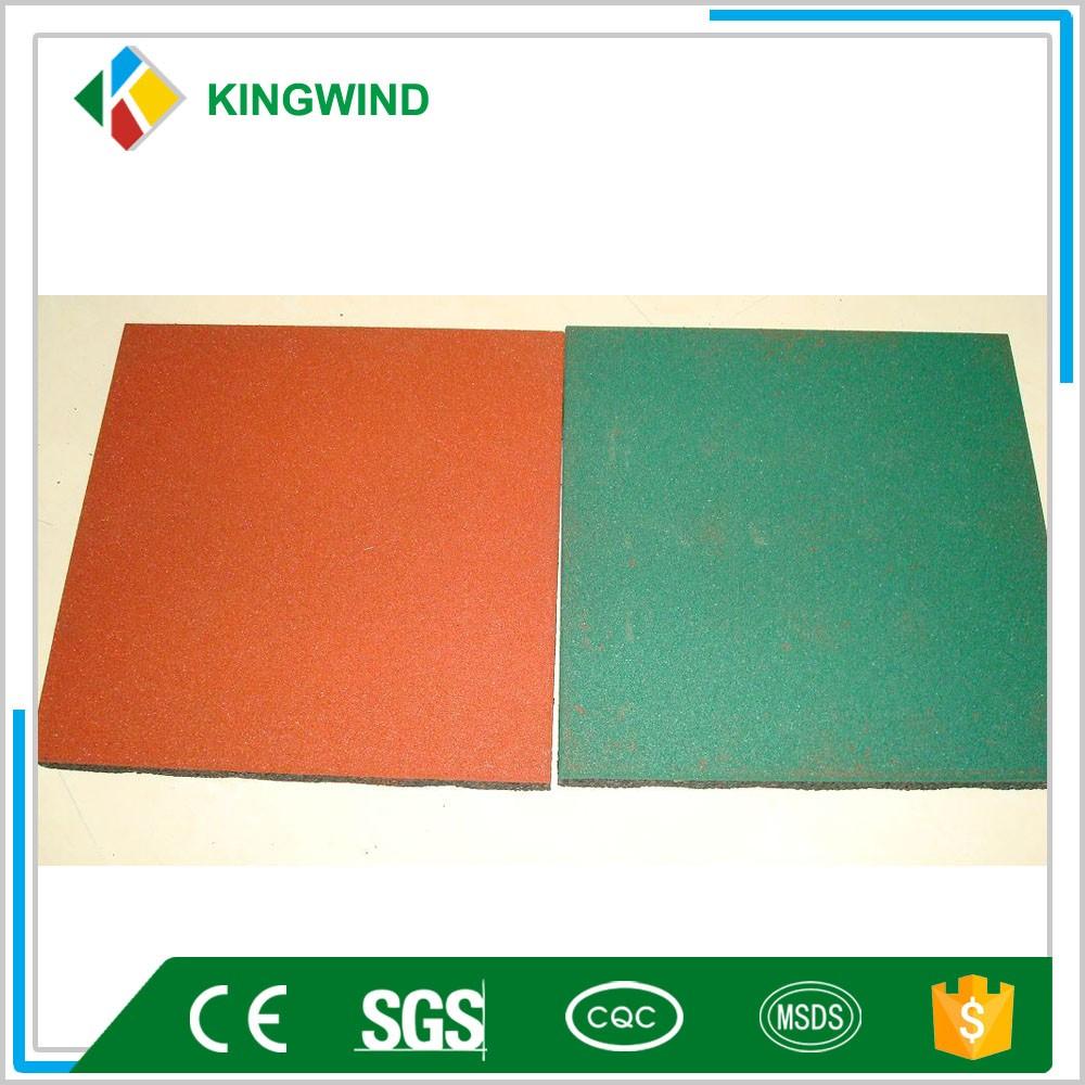 녹색 광택 바닥 타일/체육관 고무 바닥/전시 바닥-고무 바닥재 ...