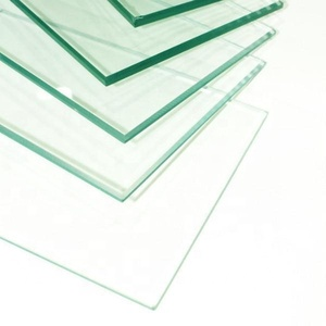 super clear thin sheet panel BV SGS certificate price float glass for 8mm  thick